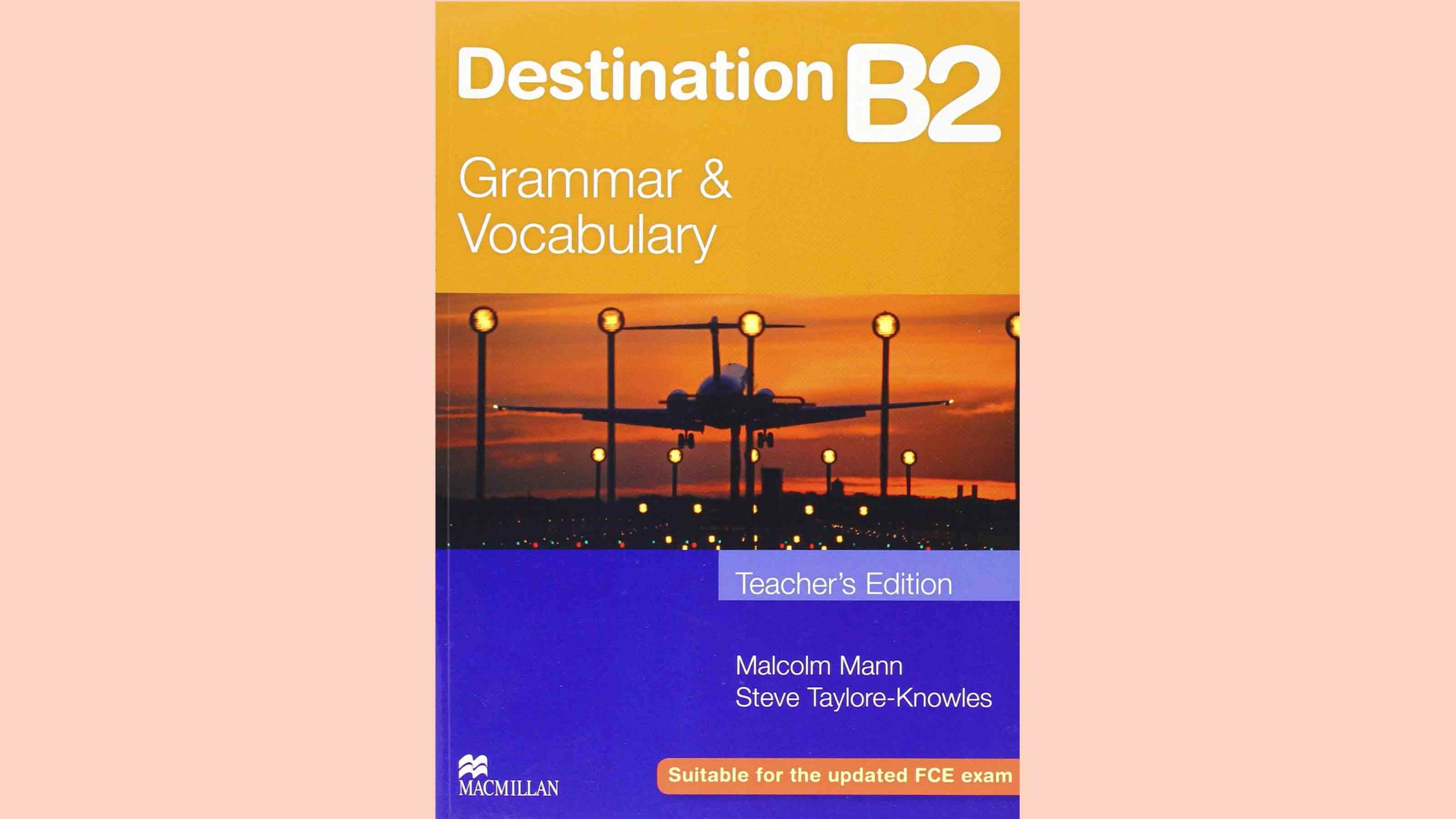Destination B2 Grammar and Vocabulary With Answer with Dowload pdf
