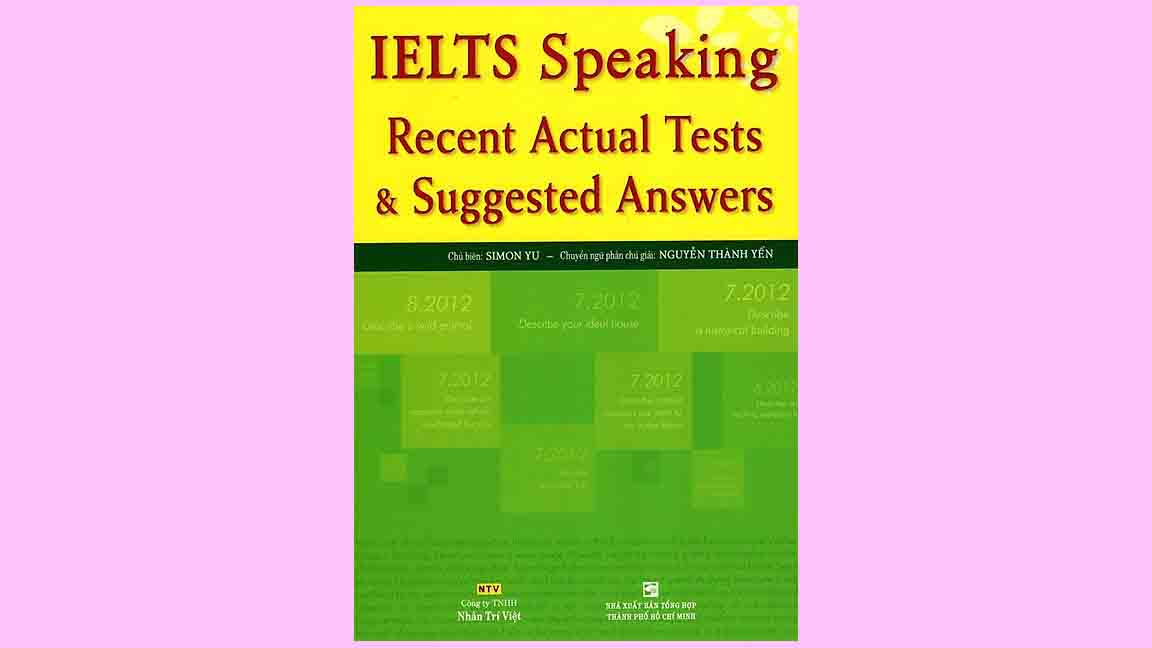 ie;ts speaking recent actual tests suggested answers