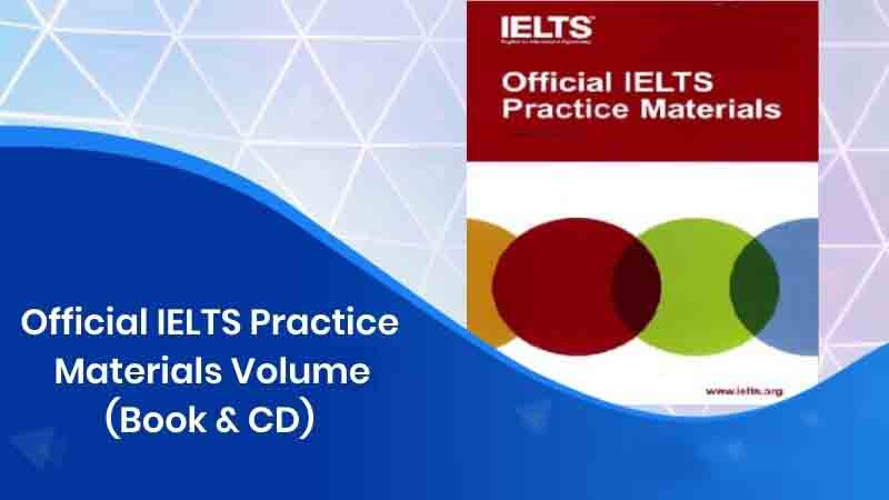 Download Official IELTS Practice Materials With PDF File, Audio CD & Video File